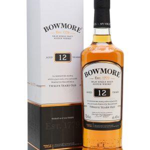 Bowmore 12YRS