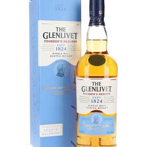 Glenlivet Founders Res
