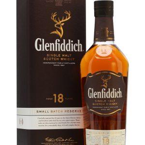 Glenfiddich 18YRS