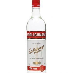 Stolichnaya vodka