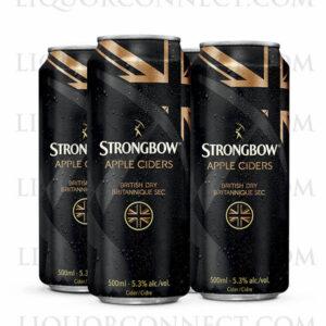 Strongbow Apple Cider 4PKC – 8PKC