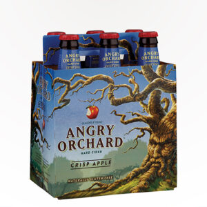 ANGRY ORCHARD CRISP APPLE 6PKB