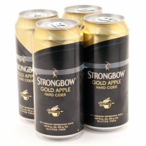 STRONGBOW GOLD 4 PKC
