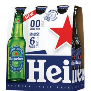 HEINEKEN NON-ALC 6PKB