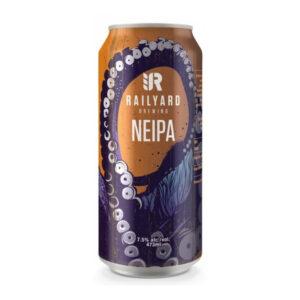 RAILYARD NEIPA 4X473ML