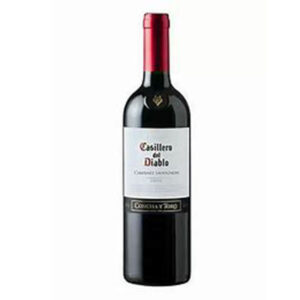 CONCHA CASILLERO DEL DIABLO CABERNET 750ML