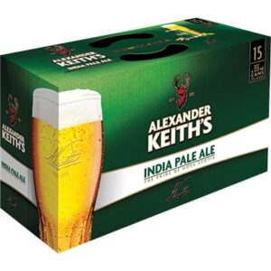 ALEXANDER KEITH 15CANS