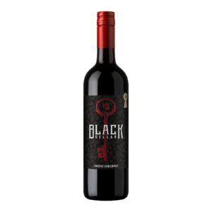 BLACK CELLAR SHIRAZ CABERNET 750ML
