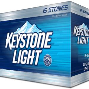 KEYSTONE LIGHT 15PKC – 24PKC