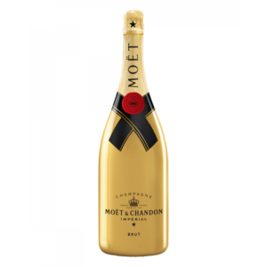 MOET AND CHANDON BRUT IMPERIAL GOLD SLEEVE 1.5L