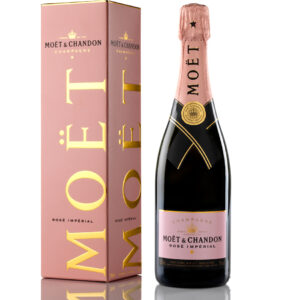MOET AND CHANDON ROSE IMPERIAL 750ML