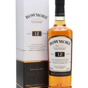 BOWMORE 12YRS 750ML