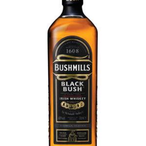 BUSHMILLS BLACK BUSH 750ML