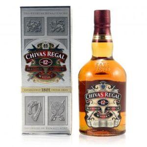 CHIVAS REGAL AGED 12YRS