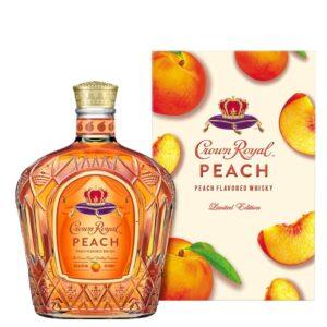 Crown Royal Peach 750ML