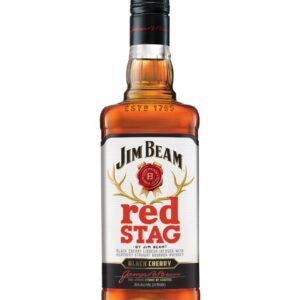 JIM BEAM RED STAG 750ML