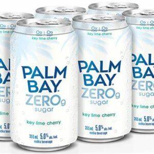 PALM BAY 0 SUGAR 6-12pk cans