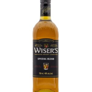 J.P. WISER SPECIAL BLEND 750ML