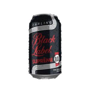 BLACK LABEL SUPREME 6PKC
