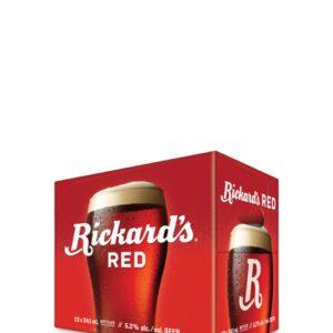 RICKARDS RED 6PKB – 12PKB